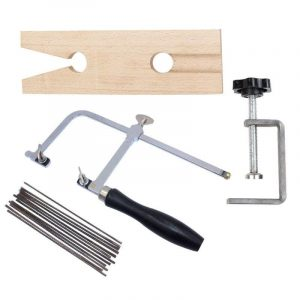 kit de sierra y astillera