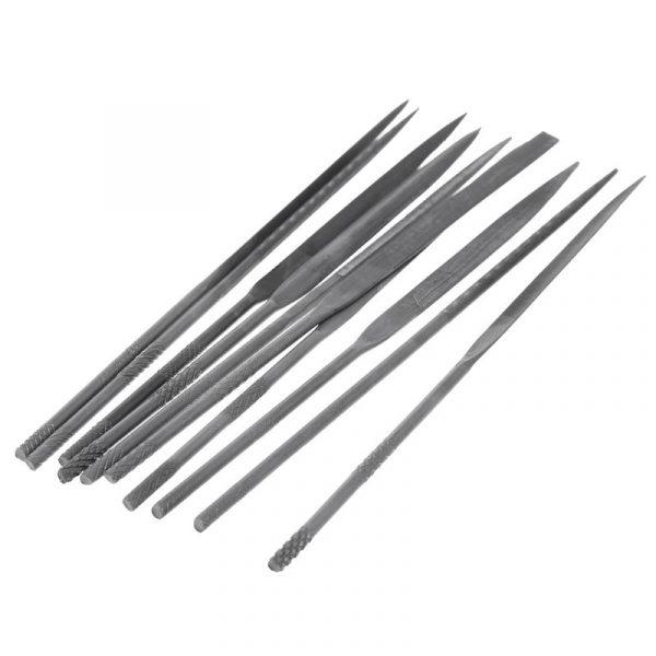 juego de limas de aguja